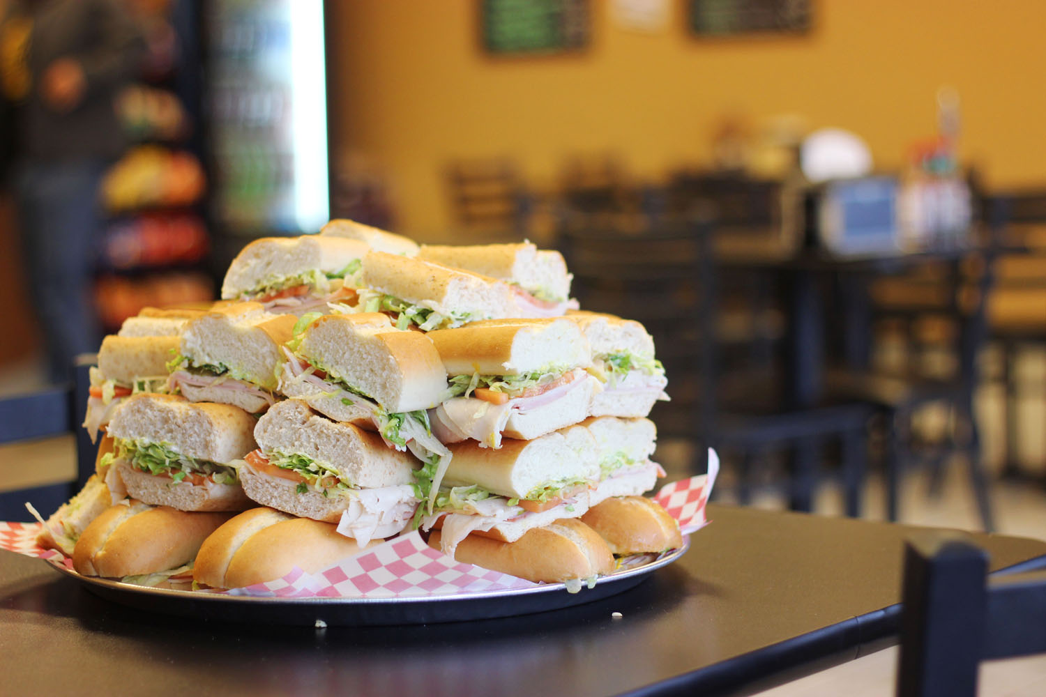 Keizer Sub Shop Serves Party Platters